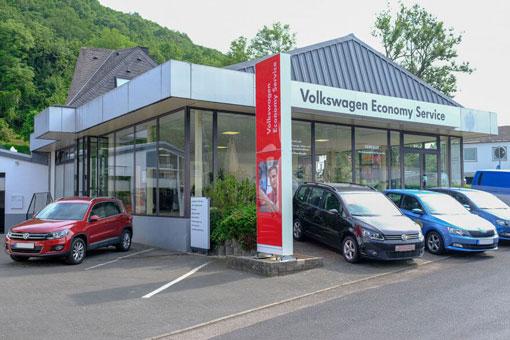 Economy Service Center - Standort Gemünd