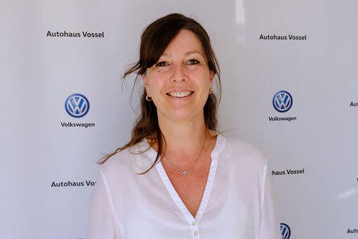 Portrait von Annette Vossel