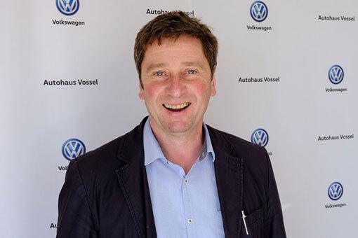 Portrait von Joachim Vossel